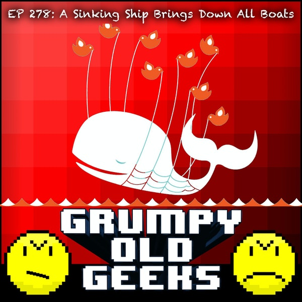 278: A Sinking Ship Brings Down All Boats Image
