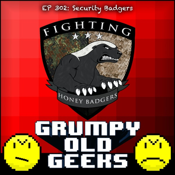 302: Security Badgers Image