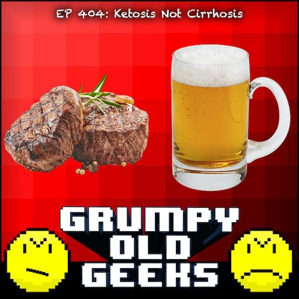 404: Ketosis Not Cirrhosis Image
