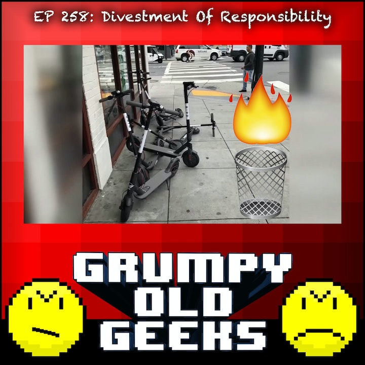 258: Divestment Of Responsibility