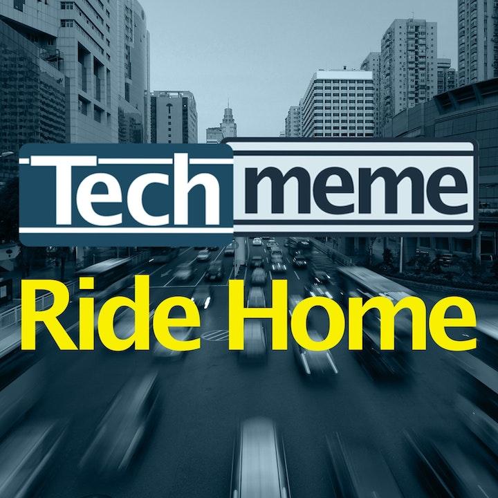 Episode image for Techmeme Ride Home - Streaming Wars And Tesla Radar
