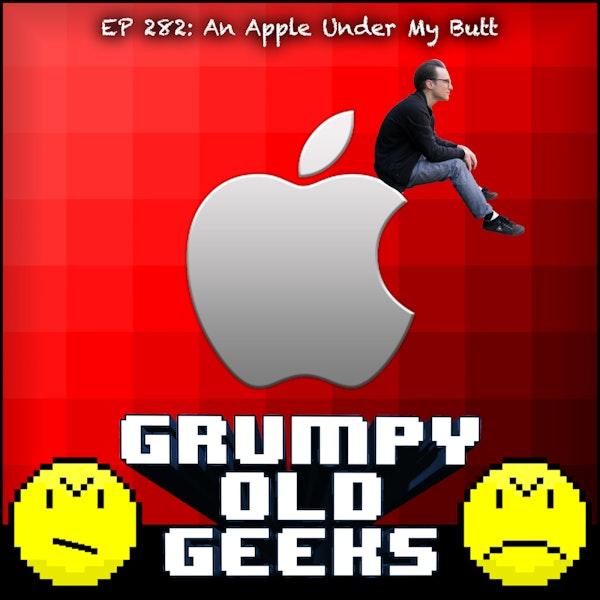 282: An Apple Under My Butt Image