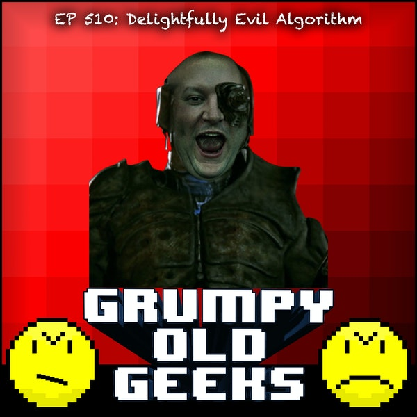 510: Delightfully Evil Algorithm