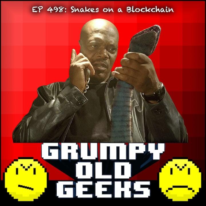 498: Snakes on a Blockchain