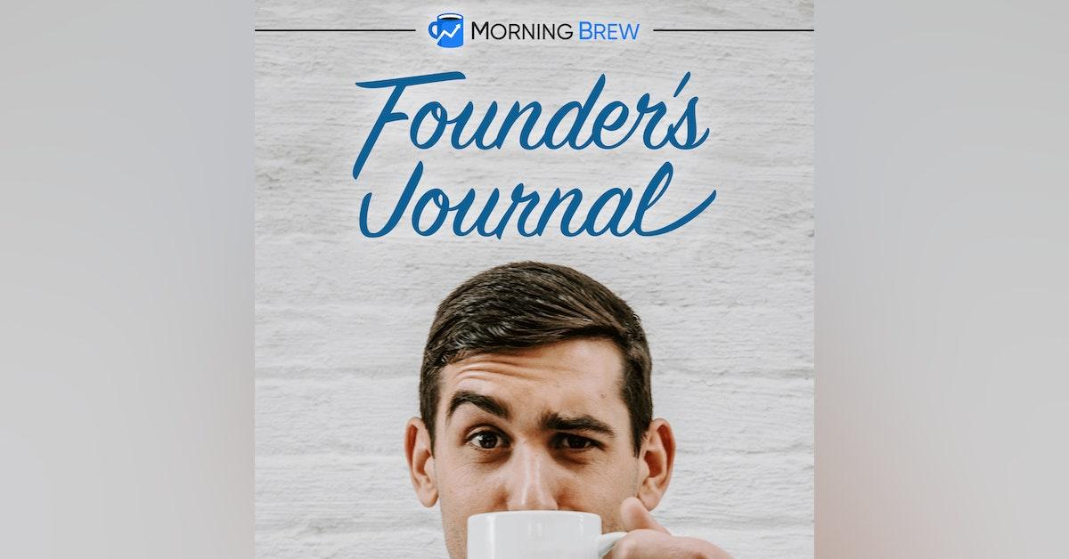 Founder's Journal Newsletter Signup