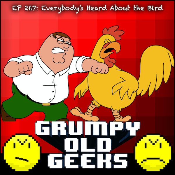 267: Everybody's Heard About the Bird Image