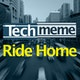 Techmeme Ride Home Album Art