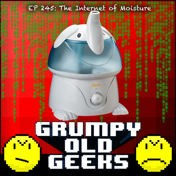 245: The Internet of Moisture