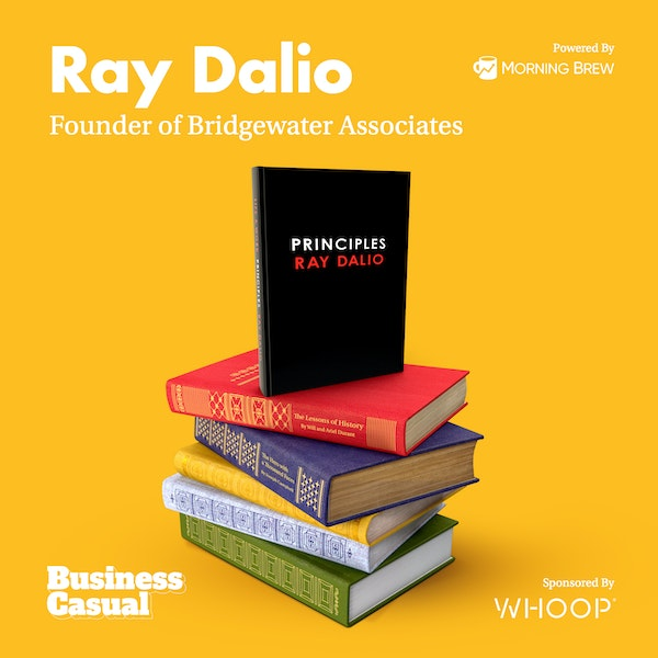 Ray Dalio: Predicting Our Future Using Our Past Image