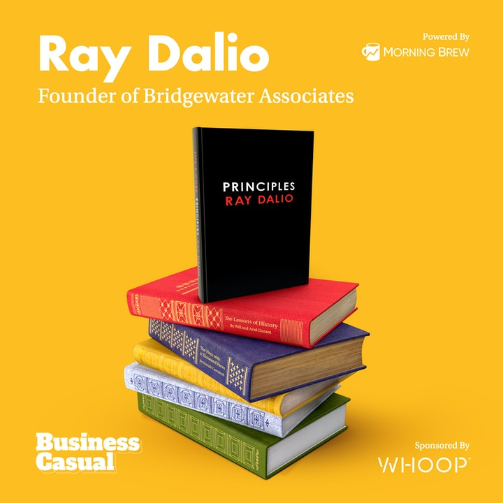 Ray Dalio: Predicting Our Future Using Our Past