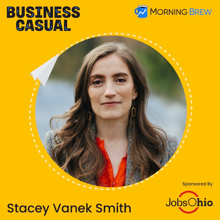 Women in the Workplace Can Learn From Machiavelli, With Stacey Vanek Smith