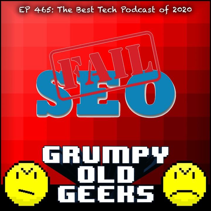 465: The Best Tech Podcast of 2020
