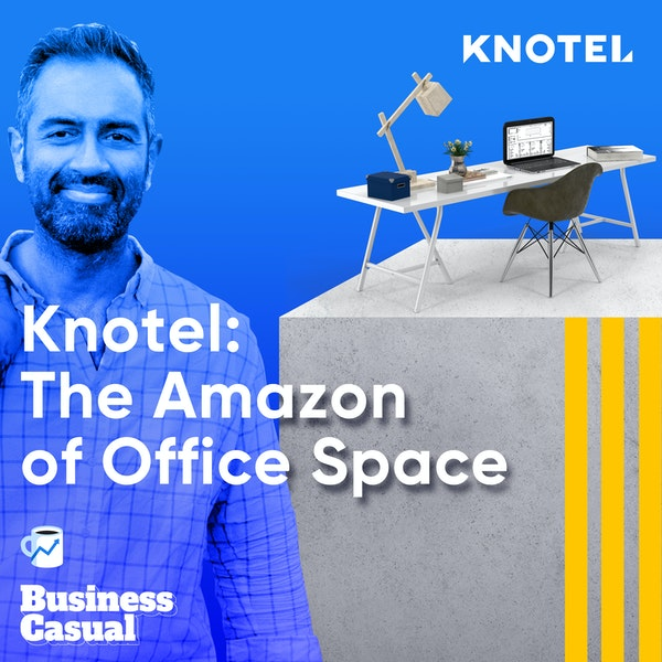 Knotel: The Amazon of office space Image