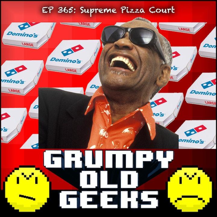 365: Supreme Pizza Court