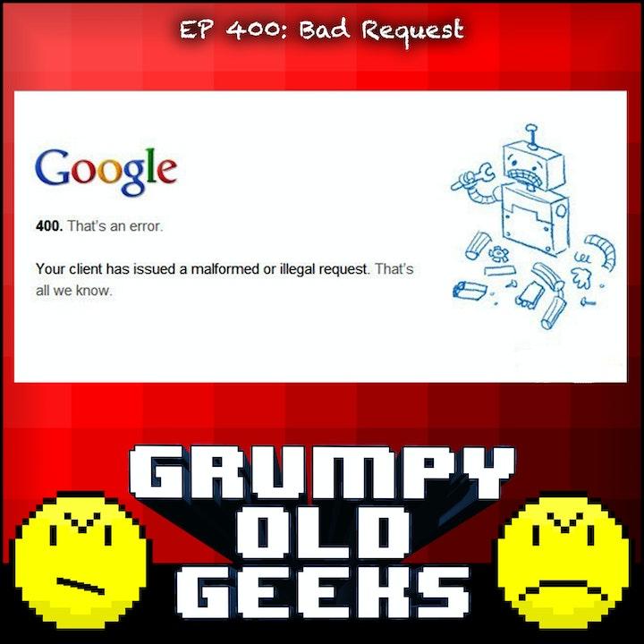 400: Bad Request