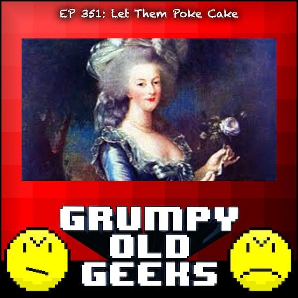 351: Let Them Poke Cake Image
