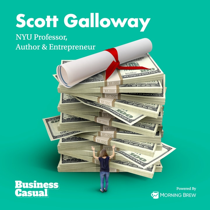 We woke up in dystopia: Scott Galloway on higher education's biggest failures