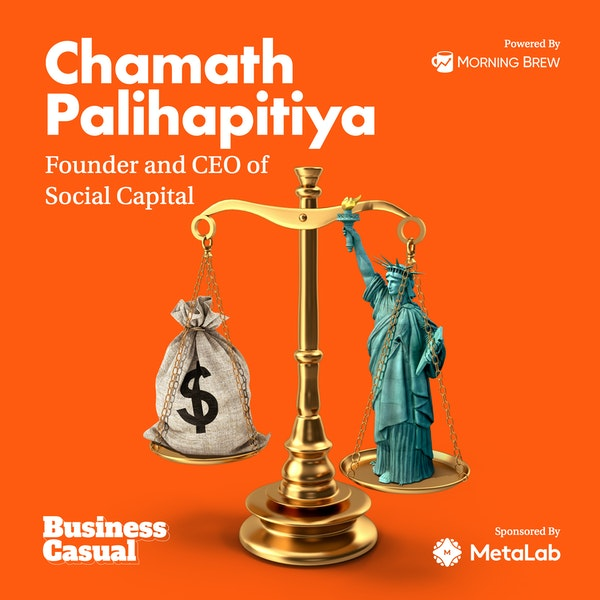 Can Capitalism Survive? Chamath Palihapitiya Isn't Sure Image