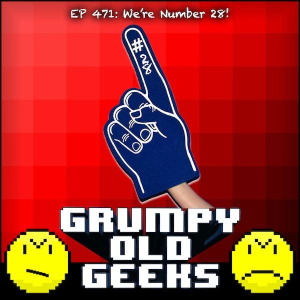 471: We're Number 28! Image