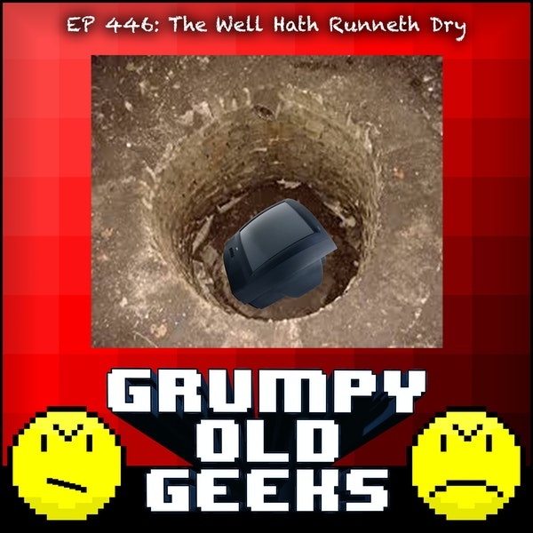 446: The Well Hath Runneth Dry Image