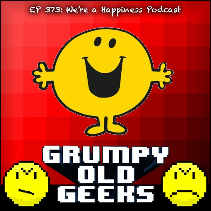 373: We're a Happiness Podcast