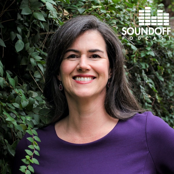 Catherine O'Brien: Podcast Superfriend