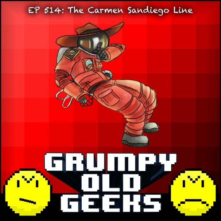 514: The Carmen Sandiego Line