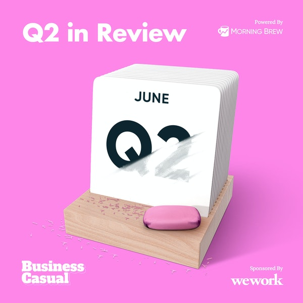 It Definitely Wasn't Boring: Q2 in Review Image