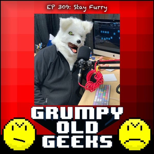 309: Stay Furry Image