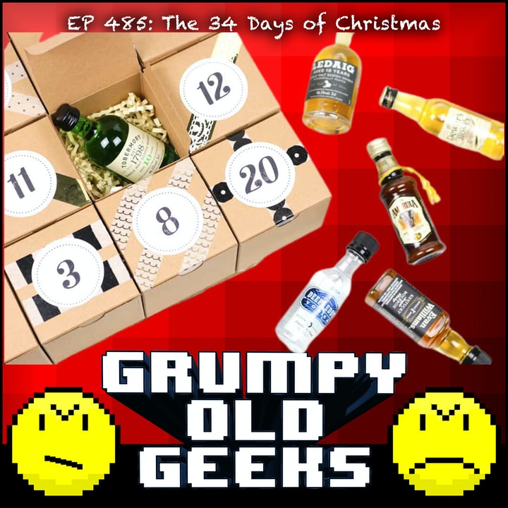 485: The 34 Days of Christmas
