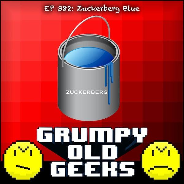 382: Zuckerberg Blue Image