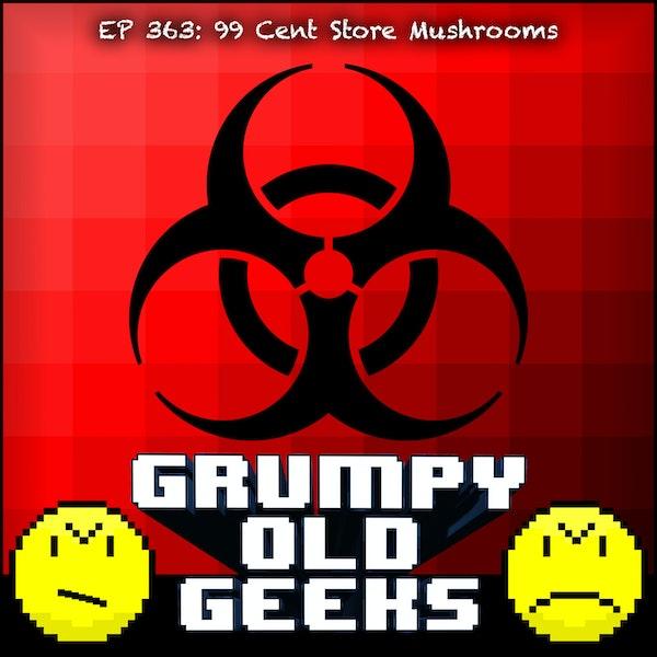 363: 99 Cent Store Mushrooms Image