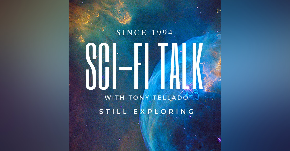 Sci-Fi Talk Newsletter Signup