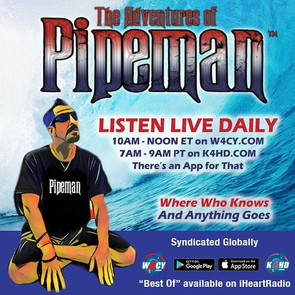 PipemanRadio Interviews Cindy Hurn Episode 1 Image