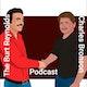The Burt Reynolds and Charles Bronson Podcast Album Art