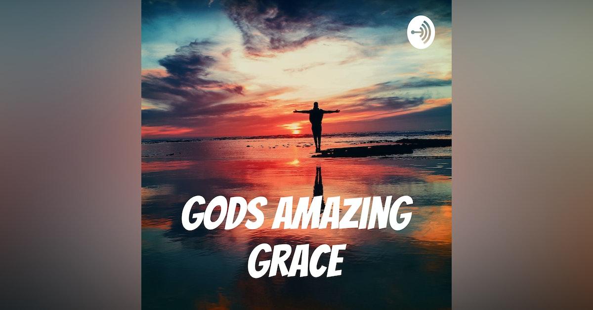 Gods Amazing Grace Newsletter Signup