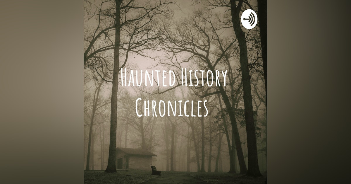 Haunted History Chronicles Newsletter Signup