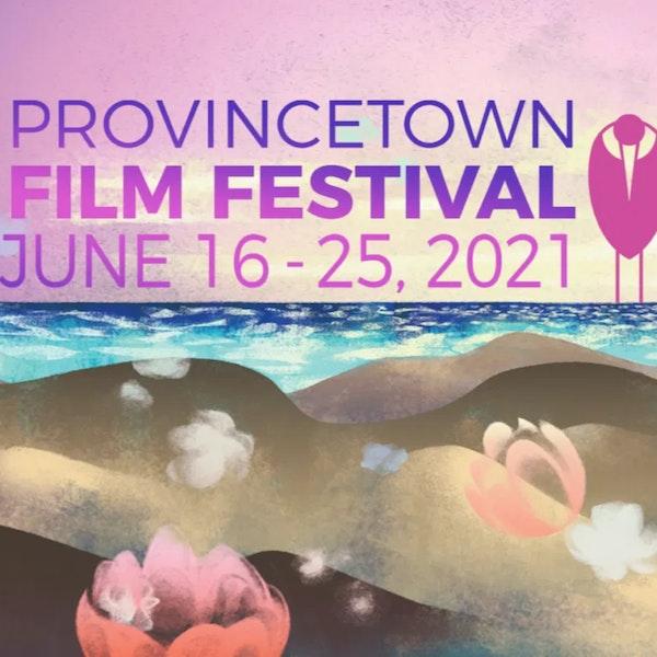 Provincetown Film Festival 2021.Executive Director Blythe Frank