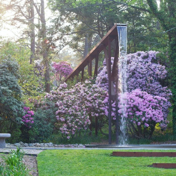 """Judith Goetz. Heritage Museum and Gardens Hydrangea Fest on """"3-minutes"""" Hosted by Stephanie Viva"""