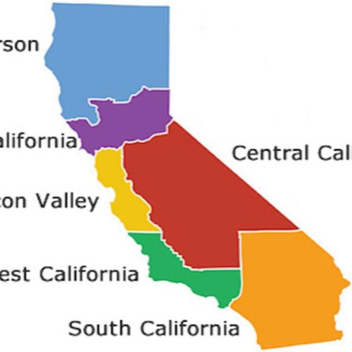 California is Just too Damn Big!
