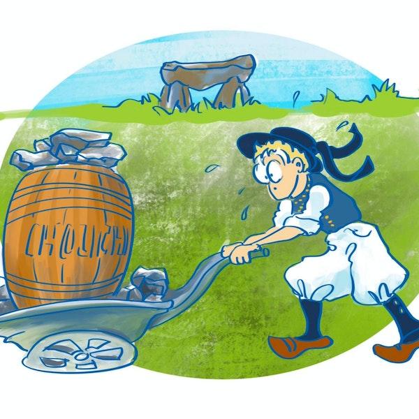 [Métiers disparus ép. 12/14] Releveur de cairn (Finistère - Bretagne - 1843) Image