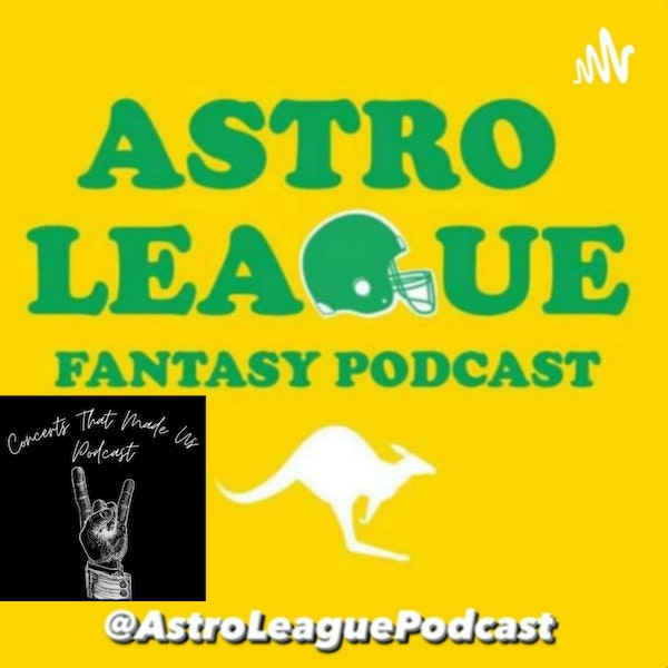 Astroleague Podcast Image