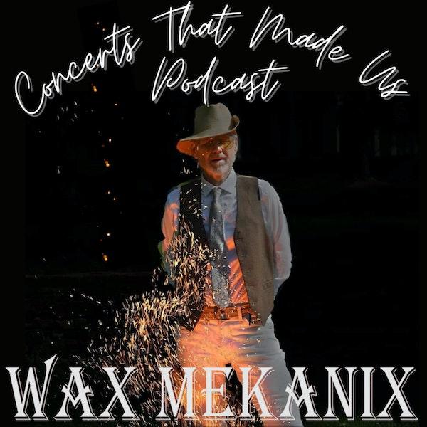 Who is Wax Mekanix? Image