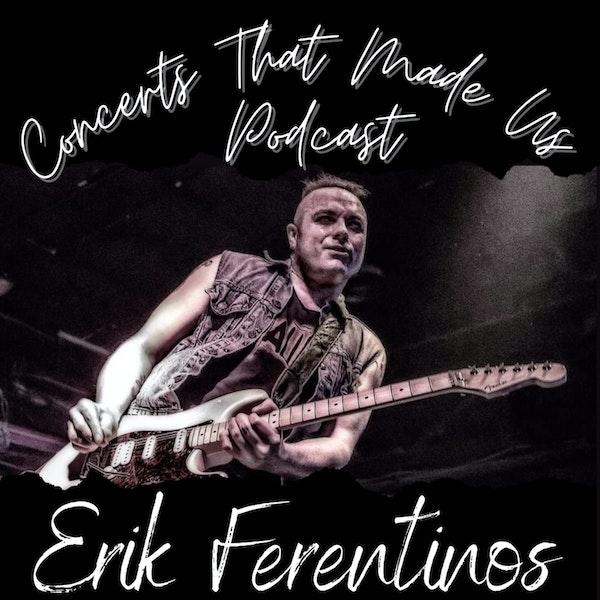 Erik Ferentinos: From Fan to Rockstar Image