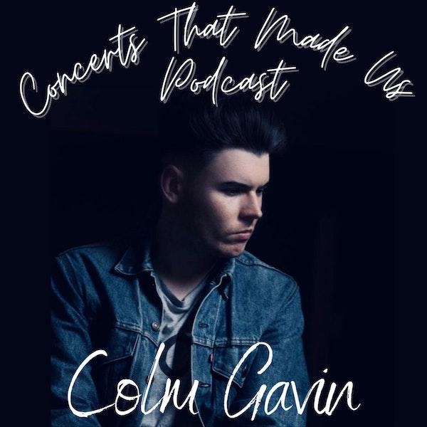 Colm Gavin Image