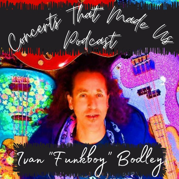 Ivan Funkboy Bodley - Bassist/Music Director to the Stars Image