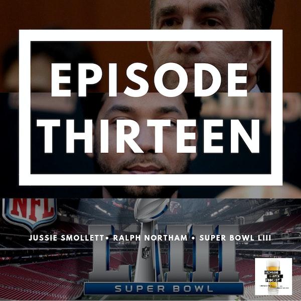 BBP 13 - Beer, Jussie Smollett, Ralph Northam , Super Bowl Image