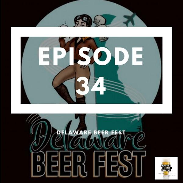BBP 34 - Beer Fest & Some Crazy Mess Image
