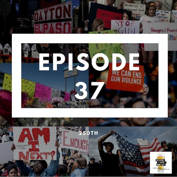 BBP 37 - Beer, 250th & Presidential Debates Image