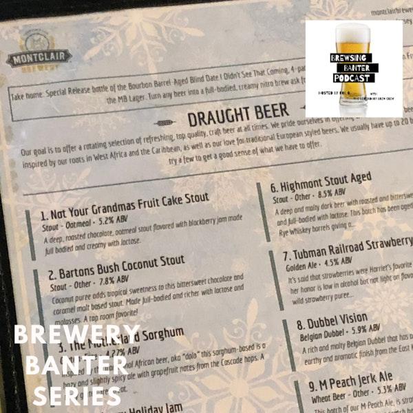 Brewery Banter Series - Montclair Brewery Image